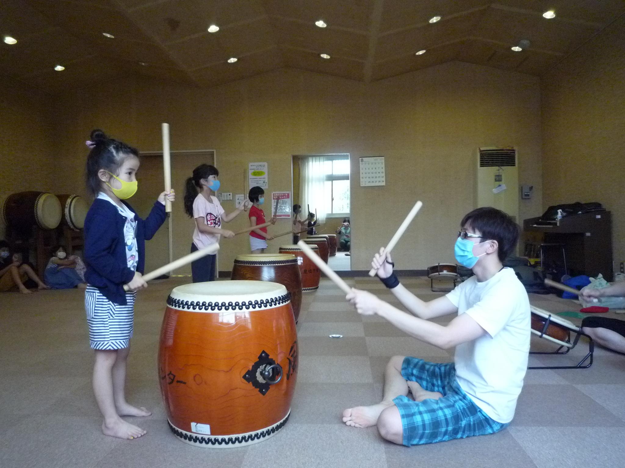 和太鼓の写真2