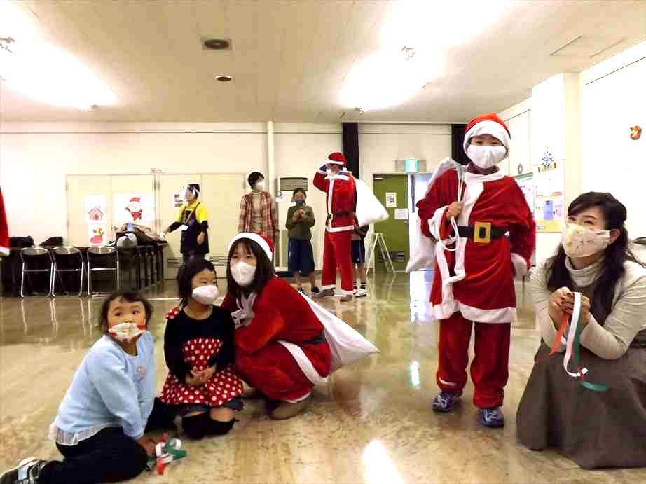 クリスマスのつどいの写真その3