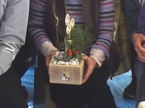 ミニ門松の写真その2