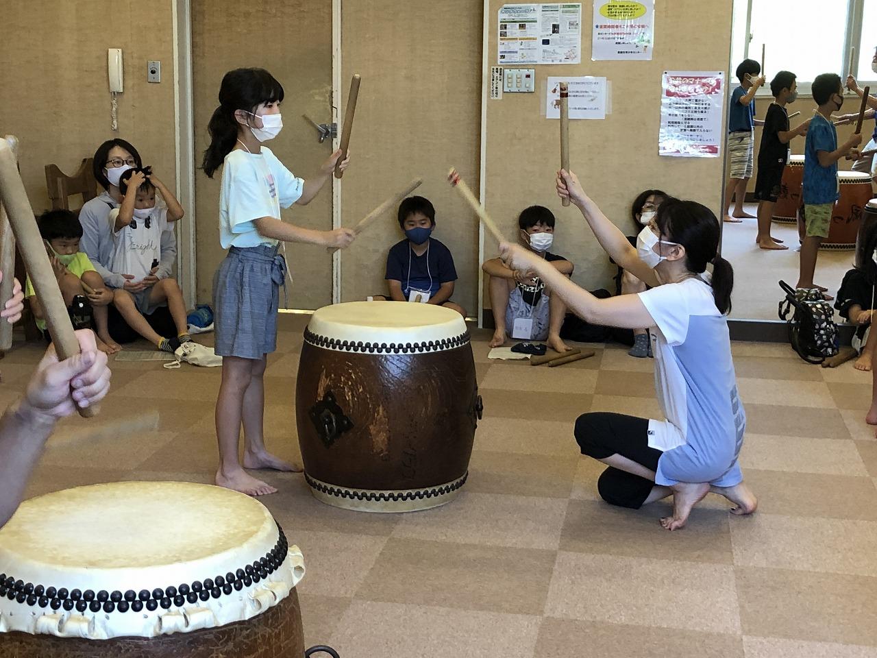 和太鼓の写真その1